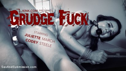 Photo number 1 from Grudge Fuck: Cheating Girlfriend Juliette March Brutally Fucked by Ex shot for Sex And Submission on Kink.com. Featuring Juliette March and Codey Steele in hardcore BDSM & Fetish porn.