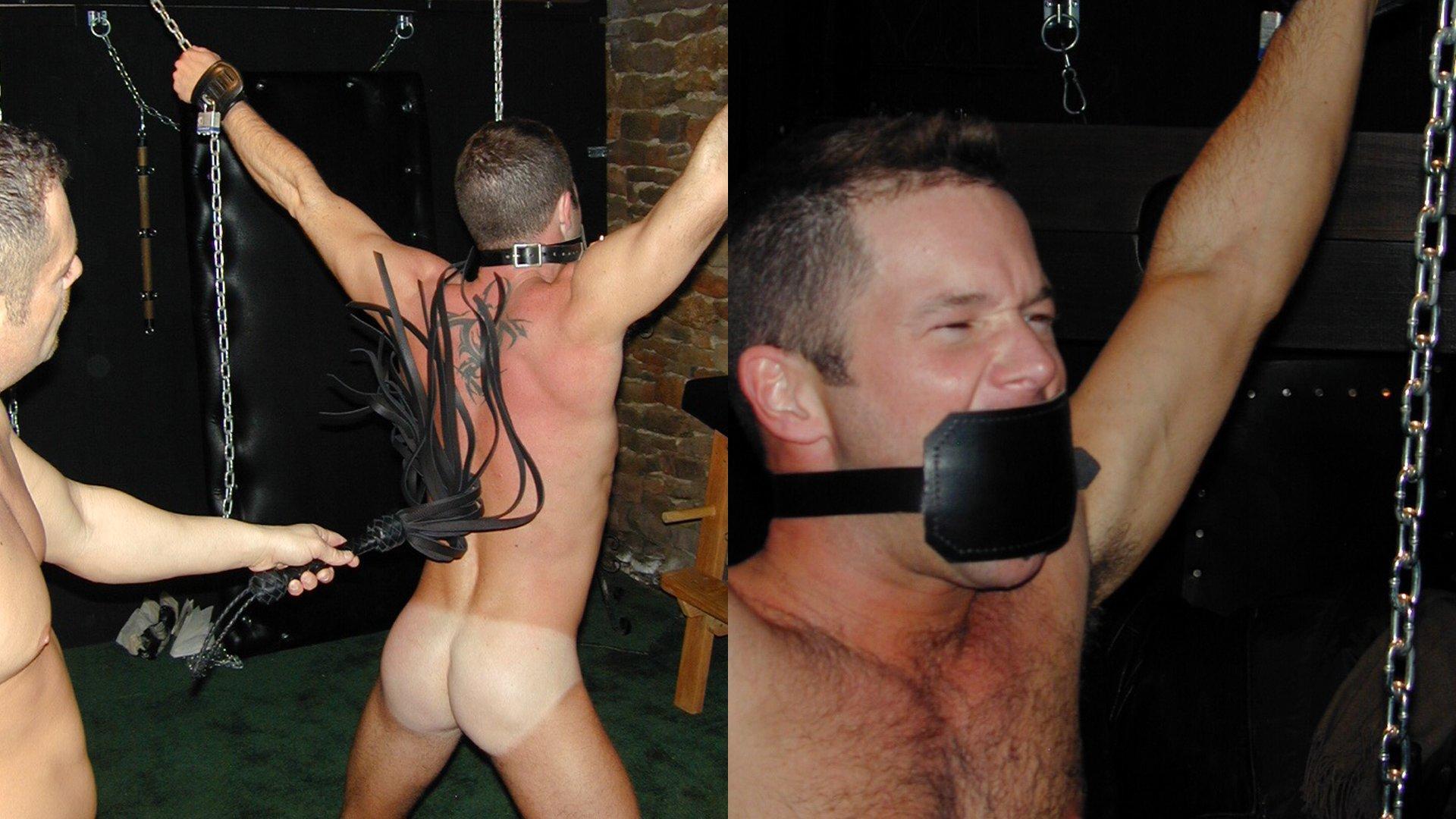 Tag Punished: The Flogging