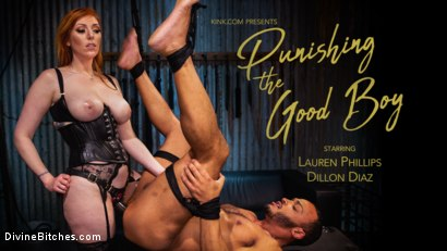 Punishing the Good Boy: Kinky Couple Explores FemDom Punishment & Pain