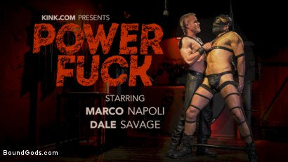 Power Fuck: Hot Leather Men Inflict Muscle Domination & Intense Pain