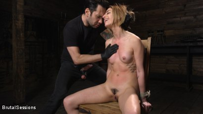 Photo number 1 from Kristen Scott: Bondage Slut Powerfucked Into Massive Twitching Orgasms shot for Brutal Sessions on Kink.com. Featuring Kristen Scott and Tommy Pistol in hardcore BDSM & Fetish porn.