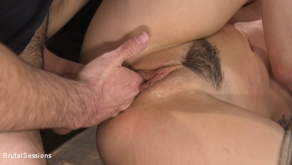 Photo number 24 from Kristen Scott: Bondage Slut Powerfucked Into Massive Twitching Orgasms shot for Brutal Sessions on Kink.com. Featuring Kristen Scott and Tommy Pistol in hardcore BDSM & Fetish porn.