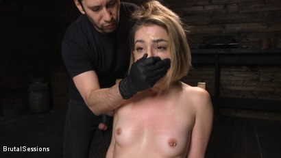 Photo number 2 from Kristen Scott: Bondage Slut Powerfucked Into Massive Twitching Orgasms shot for Brutal Sessions on Kink.com. Featuring Kristen Scott and Tommy Pistol in hardcore BDSM & Fetish porn.