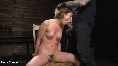 Photo number 6 from Kristen Scott: Bondage Slut Powerfucked Into Massive Twitching Orgasms shot for Brutal Sessions on Kink.com. Featuring Kristen Scott and Tommy Pistol in hardcore BDSM & Fetish porn.