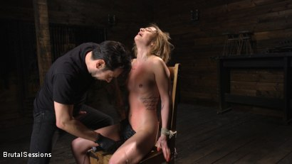 Photo number 7 from Kristen Scott: Bondage Slut Powerfucked Into Massive Twitching Orgasms shot for Brutal Sessions on Kink.com. Featuring Kristen Scott and Tommy Pistol in hardcore BDSM & Fetish porn.