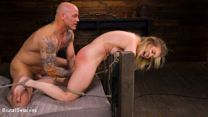 Photo number 12 from Katie Kush: Brat Submission shot for Brutal Sessions on Kink.com. Featuring Derrick Pierce and Katie Kush in hardcore BDSM & Fetish porn.