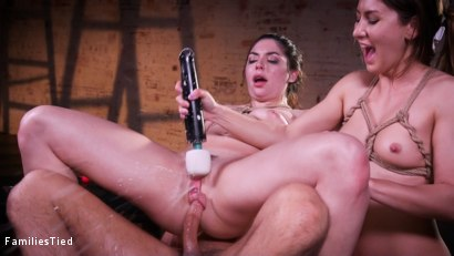 Photo number 27 from The Incumbent's Anal Obsession: Paige Owens and Keira Croft shot for  on Kink.com. Featuring Seth Gamble, Paige Owens  and Keira Croft in hardcore BDSM & Fetish porn.