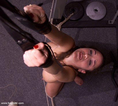 Photo number 12 from Jewell Marceau shot for Hogtied on Kink.com. Featuring Jewell Marceau in hardcore BDSM & Fetish porn.