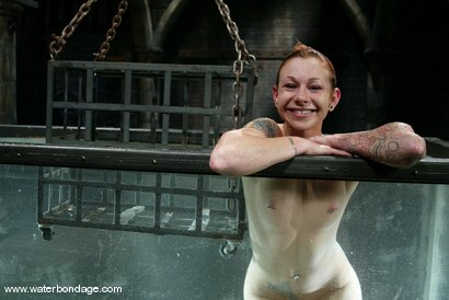 Photo number 15 from Scarlett Pain is Introduced to Waterbondage! shot for Water Bondage on Kink.com. Featuring Scarlett Pain in hardcore BDSM & Fetish porn.