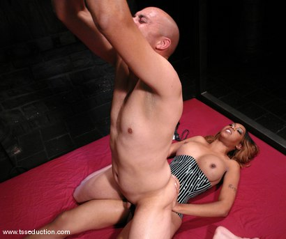 Photo number 9 from Sexy Jade and Steven Garcia shot for TS Seduction on Kink.com. Featuring Sexy Jade and Steven Garcia in hardcore BDSM & Fetish porn.