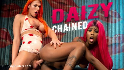 Daizy Chained: New To Kink Daizy Cooper Deep Fucked by Aspen Brooks