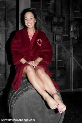 Photo number 15 from Primal shot for Device Bondage on Kink.com. Featuring Julie Night in hardcore BDSM & Fetish porn.