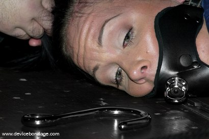 Photo number 5 from Primal shot for Device Bondage on Kink.com. Featuring Julie Night in hardcore BDSM & Fetish porn.