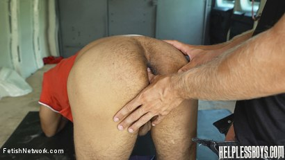 Photo number 10 from Helpless Boys - Rodrigo - Dumped Then Dominated shot for FetishNetwork Male on Kink.com. Featuring Rodrigo and Todd Haynes in hardcore BDSM & Fetish porn.