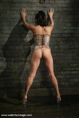 "Photo number 2 from Nadia Styles is ""Stylin"" in Plastic Bondage shot for Water Bondage on Kink.com. Featuring Nadia Styles in hardcore BDSM & Fetish porn."