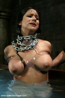 "Photo number 14 from Nadia Styles is ""Stylin"" in Plastic Bondage shot for Water Bondage on Kink.com. Featuring Nadia Styles in hardcore BDSM & Fetish porn."