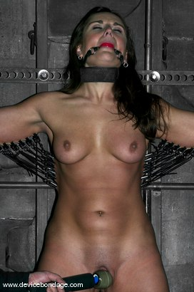 Photo number 9 from Devicebondage featuring Natalia Love shot for Device Bondage on Kink.com. Featuring Natalia Love in hardcore BDSM & Fetish porn.