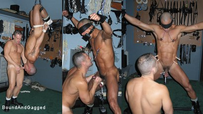 "BONDAGE BUDDIES: MILITARY TIES - Scene 2 ""Pain and Desire"""
