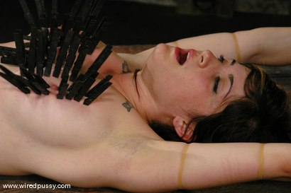 Photo number 13 from Stacey Stax shot for Wired Pussy on Kink.com. Featuring Stacey Stax in hardcore BDSM & Fetish porn.