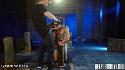 Photo number 17 from Helpless Boys - Jason Wolf - Hazed And Confined shot for FetishNetwork Male on Kink.com. Featuring Jason Wolf and Todd Haynes in hardcore BDSM & Fetish porn.