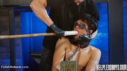 Photo number 18 from Helpless Boys - Jason Wolf - Hazed And Confined shot for FetishNetwork Male on Kink.com. Featuring Jason Wolf and Todd Haynes in hardcore BDSM & Fetish porn.