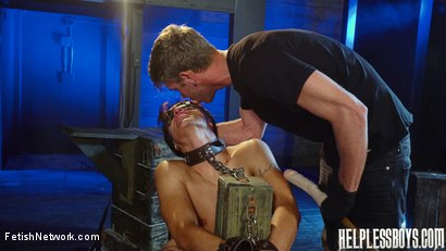 Photo number 20 from Helpless Boys - Jason Wolf - Hazed And Confined shot for FetishNetwork Male on Kink.com. Featuring Jason Wolf and Todd Haynes in hardcore BDSM & Fetish porn.