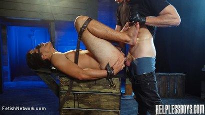 Photo number 25 from Helpless Boys - Jason Wolf - Hazed And Confined shot for FetishNetwork Male on Kink.com. Featuring Jason Wolf and Todd Haynes in hardcore BDSM & Fetish porn.