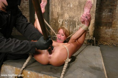 Photo number 11 from Holly Wellin, has the most amazing hard orgasms <br> come out of her shot for Hogtied on Kink.com. Featuring Holly Wellin in hardcore BDSM & Fetish porn.