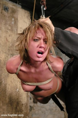 Photo number 13 from Holly Wellin, has the most amazing hard orgasms <br> come out of her shot for Hogtied on Kink.com. Featuring Holly Wellin in hardcore BDSM & Fetish porn.