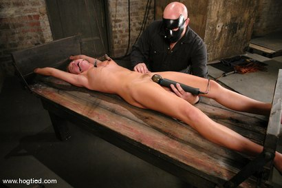 Photo number 4 from Holly Wellin, has the most amazing hard orgasms <br> come out of her shot for Hogtied on Kink.com. Featuring Holly Wellin in hardcore BDSM & Fetish porn.