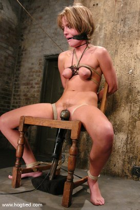 Photo number 7 from Holly Wellin, has the most amazing hard orgasms <br> come out of her shot for Hogtied on Kink.com. Featuring Holly Wellin in hardcore BDSM & Fetish porn.
