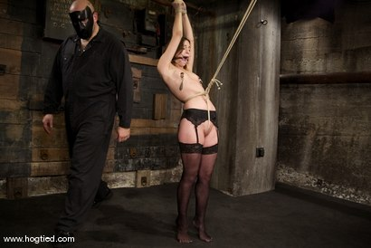Photo number 10 from Amber is Bound and Face Fucked shot for Hogtied on Kink.com. Featuring Amber Rayne in hardcore BDSM & Fetish porn.