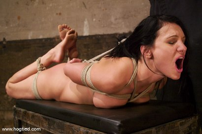 Photo number 7 from Welcome Victoria Sin to her first appearance on Hogtied shot for Hogtied on Kink.com. Featuring Victoria Sin in hardcore BDSM & Fetish porn.