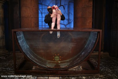 Photo number 12 from The Sarge vs Sarah Jane Ceylon shot for Water Bondage on Kink.com. Featuring Sarah Jane Ceylon in hardcore BDSM & Fetish porn.