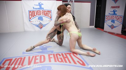 Battle of the Small Porn Stars