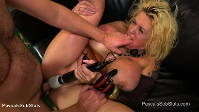 Shannon Boobs: Punishment Of An Anal Bimbo Whore