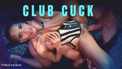 Club Cuck: Jet Setting Jasmine Humiliates Dillon Diaz at King Noire's