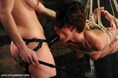 Photo number 7 from Sara Faye Wants More shot for Whipped Ass on Kink.com. Featuring Harmony and Sara Faye in hardcore BDSM & Fetish porn.