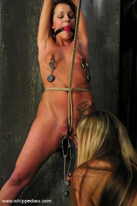 Photo number 6 from Sara Faye Wants More shot for Whipped Ass on Kink.com. Featuring Harmony and Sara Faye in hardcore BDSM & Fetish porn.