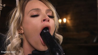 Photo number 15 from Emma Hix: Sexy Slut Suffers Sensually shot for Hogtied on Kink.com. Featuring Emma Hix in hardcore BDSM & Fetish porn.