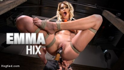 Emma Hix: Sexy Slut Suffers Sensually