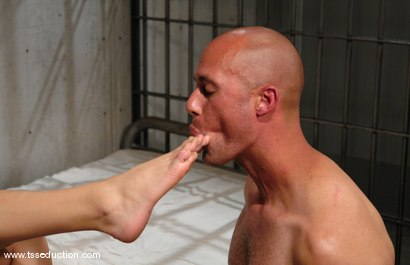 Photo number 5 from Jesse and Steven Garcia shot for TS Seduction on Kink.com. Featuring Jesse and Steven Garcia in hardcore BDSM & Fetish porn.