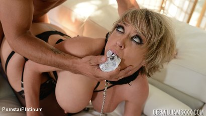 Dee Williams in Hard Cock Pay Back!