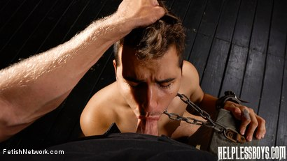 Photo number 12 from Helpless Boys - Valentino Moran - Ditched and Dicked shot for FetishNetwork Male on Kink.com. Featuring Guy Lima and Todd Haynes in hardcore BDSM & Fetish porn.