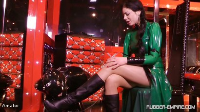 Lady Ashley and Slave: Part 1