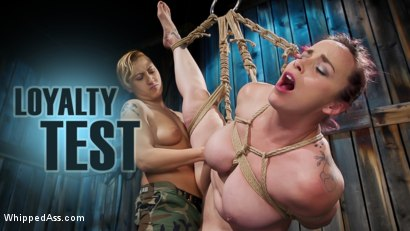 Loyalty Test: Lesbian Switching in Bound Orgasms