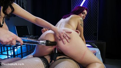 Photo number 13 from The Hookup: Bella Rossi and Cherry Torn Devour Fresh Electroslut Meat! shot for Electro Sluts on Kink.com. Featuring Bella Rossi, Cherry Torn and Koko in hardcore BDSM & Fetish porn.