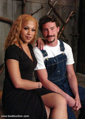 Photo number 1 from Eddy and Jessica Host shot for TS Seduction on Kink.com. Featuring Jessica Host and Eddy in hardcore BDSM & Fetish porn.