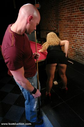 Photo number 2 from Jim and Jessica Host shot for TS Seduction on Kink.com. Featuring Jessica Host and Jim in hardcore BDSM & Fetish porn.