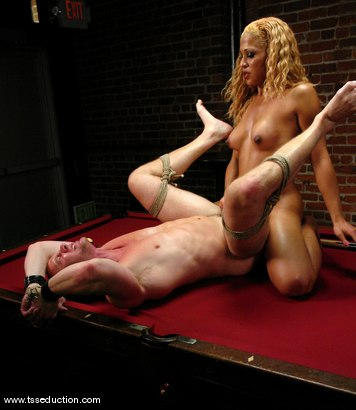 Photo number 11 from Jim and Jessica Host shot for TS Seduction on Kink.com. Featuring Jessica Host and Jim in hardcore BDSM & Fetish porn.